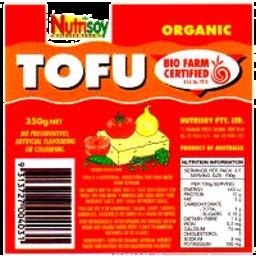 Photo of Tofu 350g