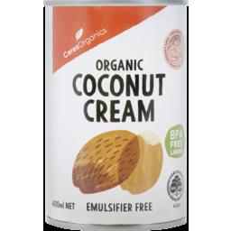 Photo of Ceres Organics Organic Coconut Cream 400ml