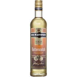 Photo of De Kuyper Schnapps Butterscotch 700ml
