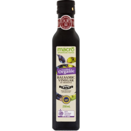 Photo of Macro Balsamic Vinegar 250ml