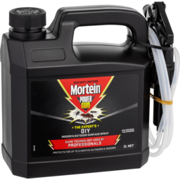 Photo of Mortein Powergard Diy Indoor & Outdoor Insect Surface Spray 2l