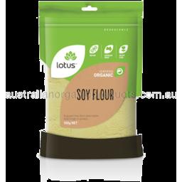 Photo of Lotus Soy Flour 500g