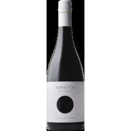 Photo of Austins & Co Pinot Noir 750ml