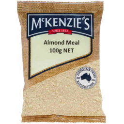 Photo of Mckenzies Almond Meal 100gm