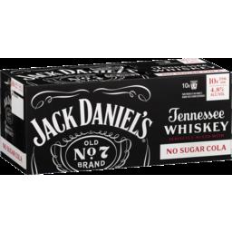 Photo of Jack Daniel's & No Sugar Can