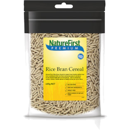Photo of N/F Rice Bran Cereal 400g