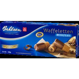 Photo of Bahlsen Waffeletten Milk Fine European Biscuits