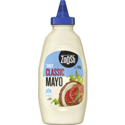 Photo of Zoosh Tangy Classic Mayo 525g