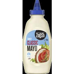 Photo of Zoosh Tangy Classic Mayo 525g