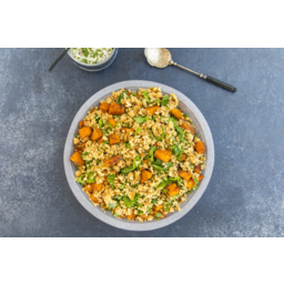 Photo of Cous Cous & Pumpkin Salad Sm