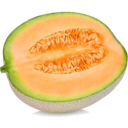 Photo of Melons Canteloupe Half