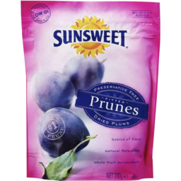 Photo of Sunsweet Pitted Prunes Preservative Free 200gm