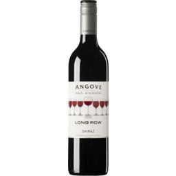 Photo of Angove Long Row Shiraz 750ml