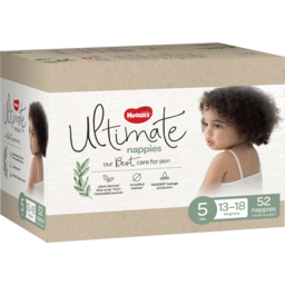 Photo of Huggies Ultimate Nappies Unisex Size 5 (13-18kg) 52 Pack