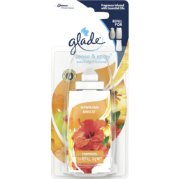 Photo of Glade Sense & Spray Hawaiian Breeze Refill 12.2g