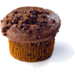 Photo of Couplands Ddb Choc Muffin 6 Pack