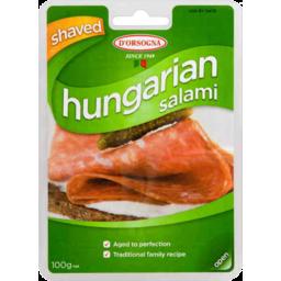 Photo of Dorsogna Hungarian Salami Shaved 100gm