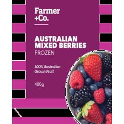 Photo of Farmer & Co Australian Frozen Mixed Berries 400g