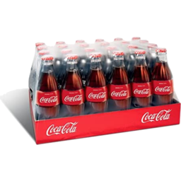 Photo of Coca Cola Bottles