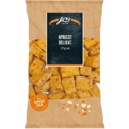 Photo of JC's Apricot Delight 375g