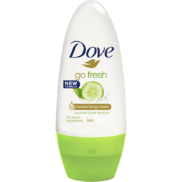 Photo of Dove Go Fresh Antiperspirant Roll On Deodorant Cucumber & Green Tea For 48 Hour Protection With 1/4 Moisturising Cream For Soft And Smooth Underarms 5