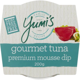 Photo of Yumis Gourmet Tuna Mousse Dip 200gm