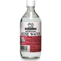 Photo of Benjamins Rose Water
