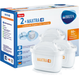 Photo of Brita Maxtra+ Lime Scale Filter 2pk