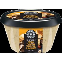 Photo of Red Rock Deli Creamy Parmesan Truffle Oil & Hazelnuts Dip 150g