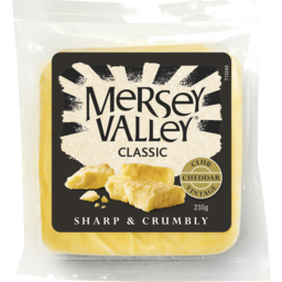 Photo of Mersey Valley Cheese Pickled Onion 235g