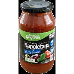 Photo of Absolute Organic Pasta Sauce - Napoletana