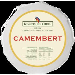 Photo of Kingfisher Camembert