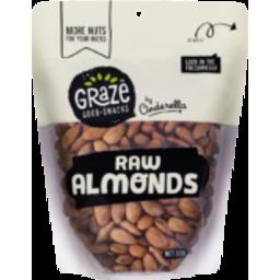 Photo of  Graze Raw Almonds 500g