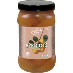 Photo of Goulburn Valley Apricot Halves In Juice 700g