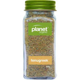 Photo of Planet Organic - Fenugreek - 60g