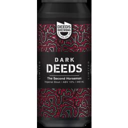 Photo of Quiet Deeds Dark Deeds The Second Horseman Imperial Stout