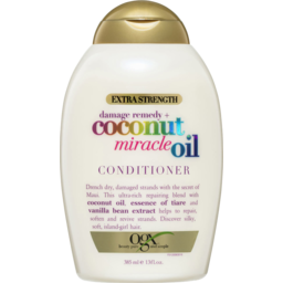 Photo of Ogx Coconut Miracle Oil Extra Strength Conditioner 385ml