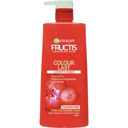 Photo of Garnier Fructis Colour Last Conditioner 850ml To Protect Coloured Hair