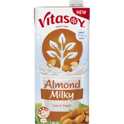 Photo of Vitasoy Almond Milky 1l