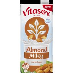 Photo of Vitasoy Almond Milk Original UHT 1l