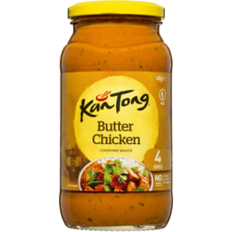 Photo of Kan Tong Butter Chicken Sauce 485gm