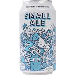 Photo of Colonial Brewing Co. Small Ale 375ml