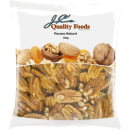 Photo of Jc's Pecans Natural 100gm