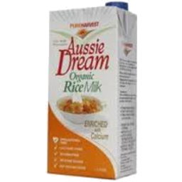 Photo of Pure Harvest - Milk Alternatives - Rice Milk - 1lt