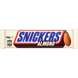 Photo of Snickers® Almond Chocolate Bar 50g