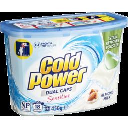 Photo of Cold Power Caps Sens 18s