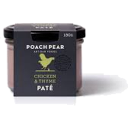 Photo of P/P Pate Chicken/Thyme 180g