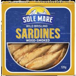 Photo of Solemare Sardines Tomato Sauce 120gm