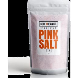 Photo of Core Organics Himalayan Pink Salt Fine