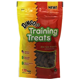 Photo of Dingo Training Treat 120pk 102gm